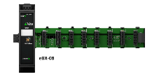 EBX-08 ENTELIBUS EXPANDER BACKPLANE (8 SLOT)