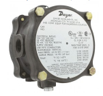 EXPLOSION-PROOF DIFFERENTIAL PRESSURE SWITCH, RANGE 1.4-5.5